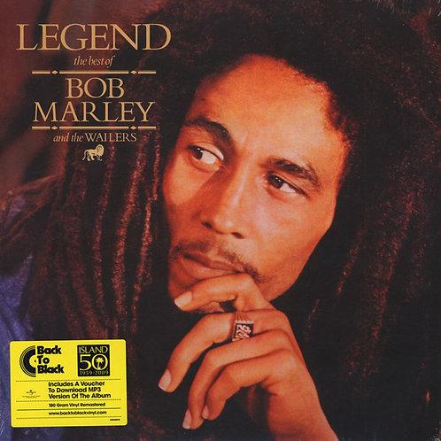 BOB MARLEY LP Legend - The Best Of Bob Marley (75th Anniversary) Remastered