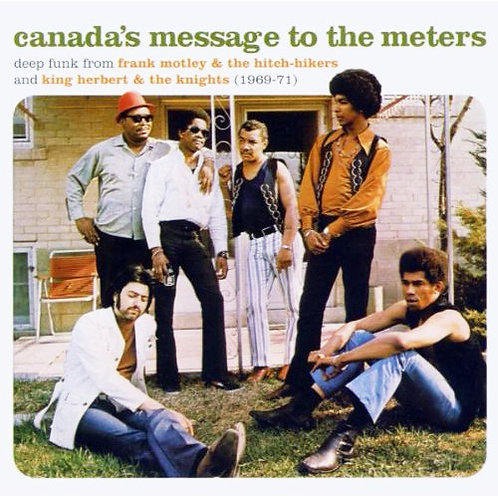 VARIOUS CD Canada's Message to the Meters