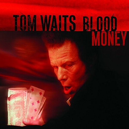 TOM WAITS LP Blood Money (Remastered)