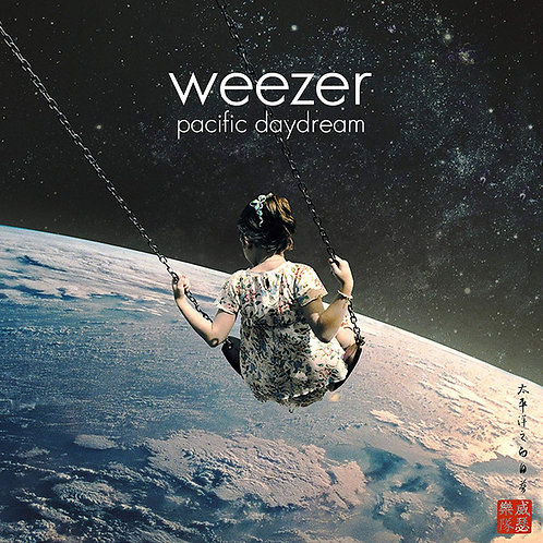 WEEZER LP Pacific Daydream