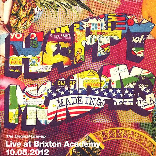 HAPPY MONDAYS 2xLP Live At Brixton Academy 2012 (Orange Colured Vinyl)