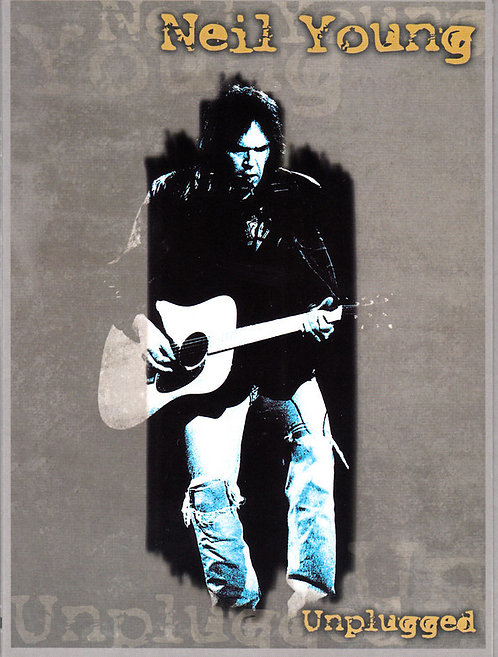 NEIL YOUNG DVD Unplugged (Digipack)