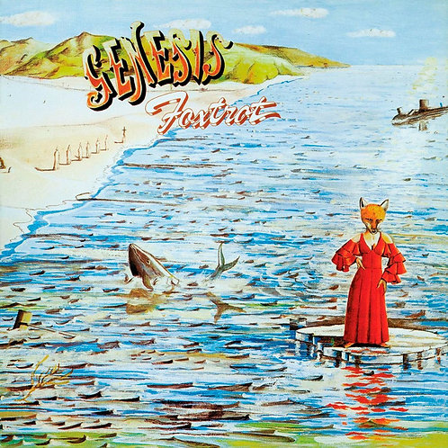 GENESIS CD Foxtrot (2008 Digital Remaster And Stereo Mix)