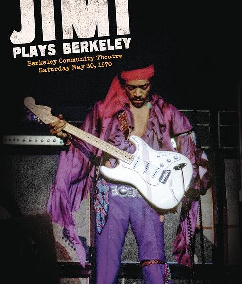 JIMI HENDRIX DVD Plays Berkeley (Deluxe Edition)