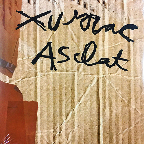 VERY POMELO LP Xurrac Asclat (Limited Edition of 110 Numbered Copies)
