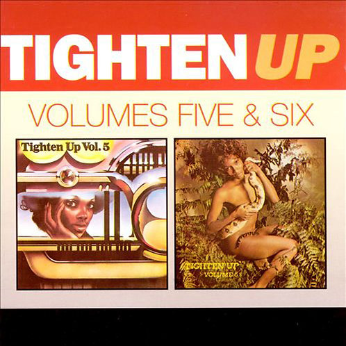 VARIOUS CD Tighten Up (Volumes Five & Six)