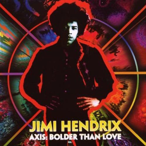 JIMI HENDRIX 2xCD Axis: Bolder Than Love (Limited Numbered Edition)
