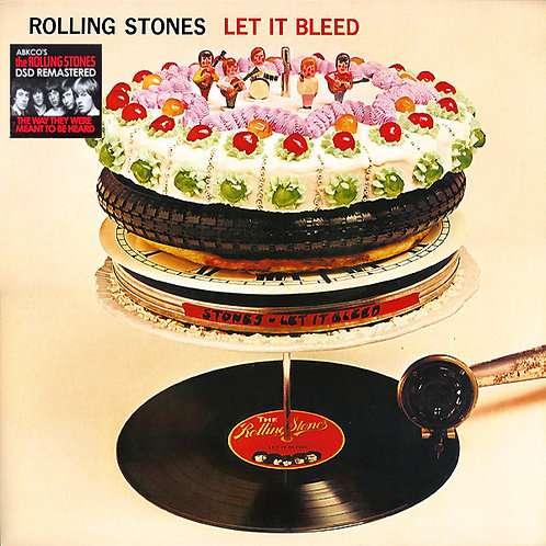 ROLLING STONES LP Let It Bleed (DSD Remastered)