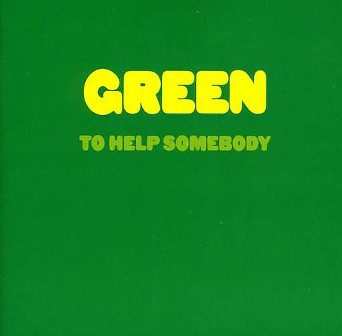 GREEN CD To Help Somebody (1971)