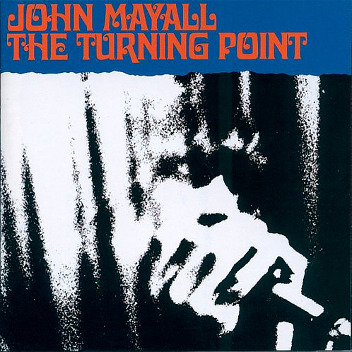 JOHN MAYALL CD The Turning Point (Expanded)