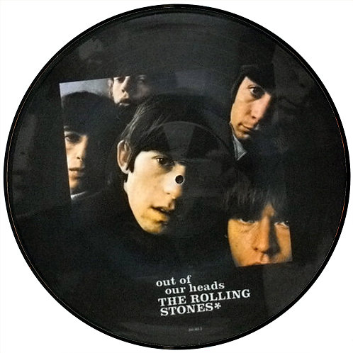 ROLLING STONES LP Out Of Our Heads (Picture Disc)