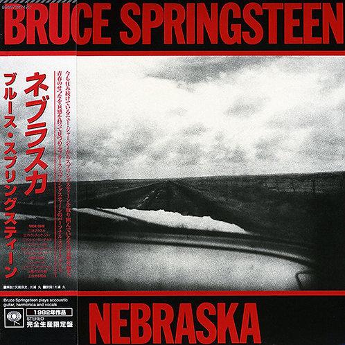 BRUCE SPRINGSTEEN CD Nebraska (Japan)
