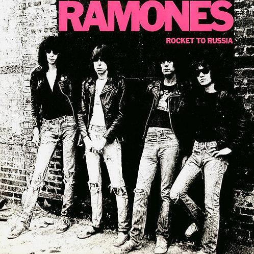 RAMONES LP Rocket To Russia