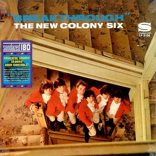 THE NEW COLONY SIX LP Breakthrough