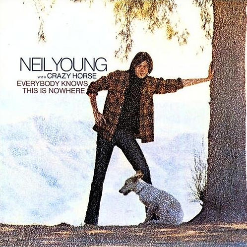 NEIL YOUNG CD Everybody Knows This Is HDCD