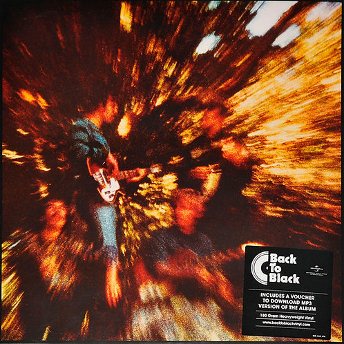 CREEDENCE CLEARWATER REVIVAL LP Bayou Country