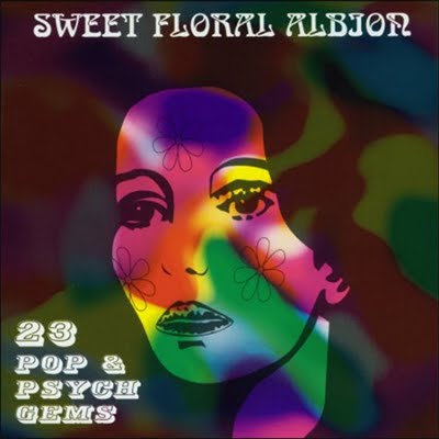 VARIOUS CD Sweet Floral Albion (23 Pop & Psych Gems)