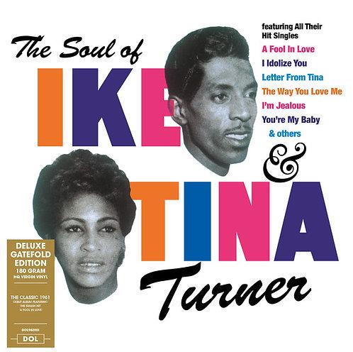 IKE & TINA TURNER LP The Soul Of Ike & Tina Turner (Deluxe Gatefold Edition)