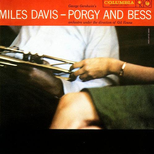 MILES DAVIS CD Porgy And Bess (+ Bonus Tracks)