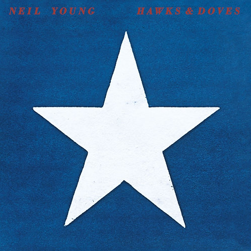 NEIL YOUNG LP Hawks & Doves (Remastered)