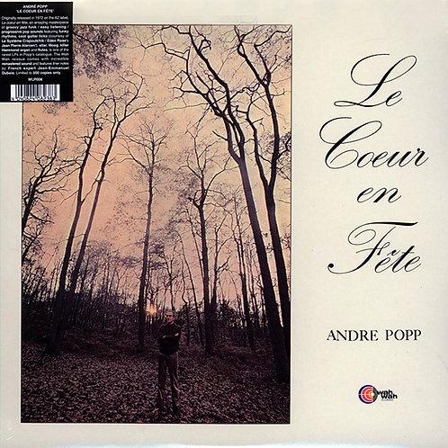 ANDRE POPP LP Le Coeur En Fête
