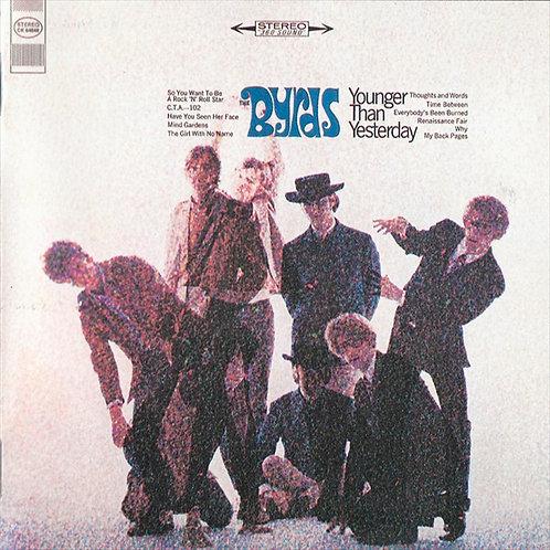 THE BYRDS CD Younger Than Yesterday + Bonus Tracks