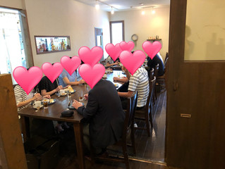 久しぶりのカフェ婚開催♪