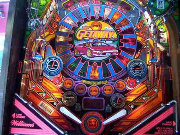 Getaway Pinball 2