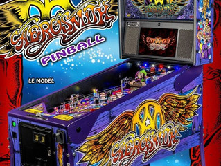 Our New Pinball Lineup !