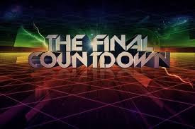 The True Final Countdown