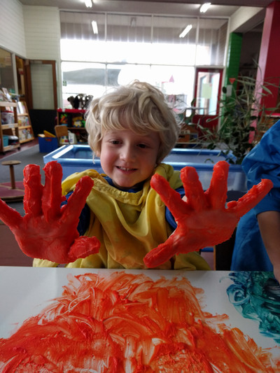 Finger painting - messy play.jpg