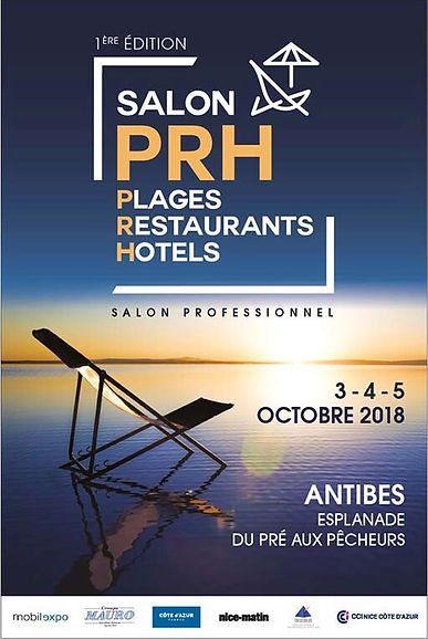 Salon professionnel restaurant hôtels plage antibes