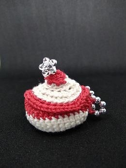 Photo originale creation en crochet mini