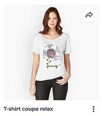 Tee shirt Vata Design fleurs tableau.png
