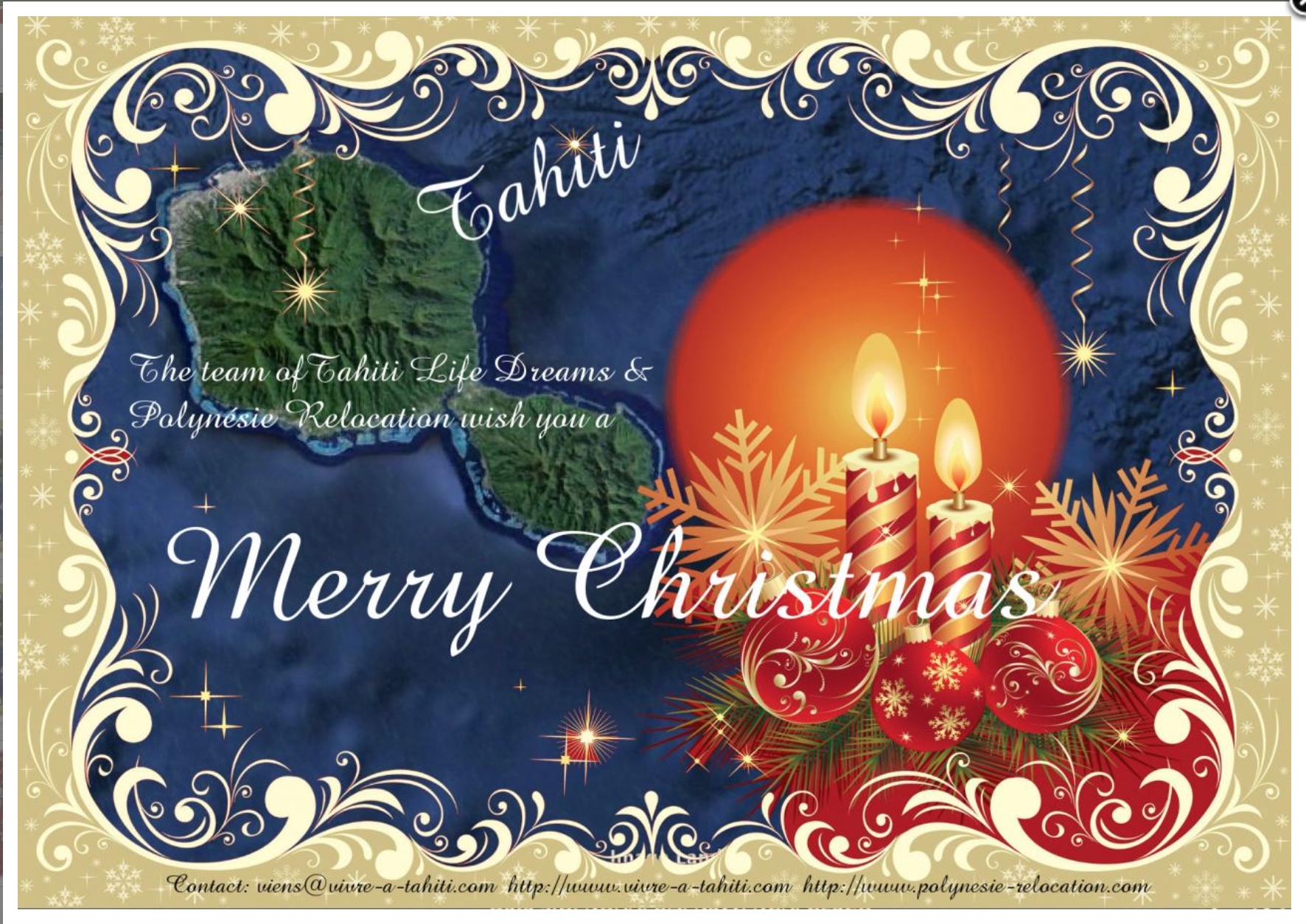 Carte Merry Christmas, Vata Design