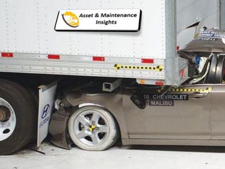 Trailer Underride Guard Issues
