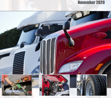 Review of ATRI Operational Costs of Trucking - 2020