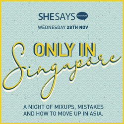 SheSays Nov Event