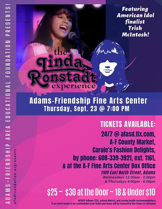 Linda Ronstadt Poster - 8.5 x 11.jpg