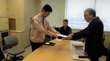 新型ウイルスから営業を守るよう   福山市に要望
