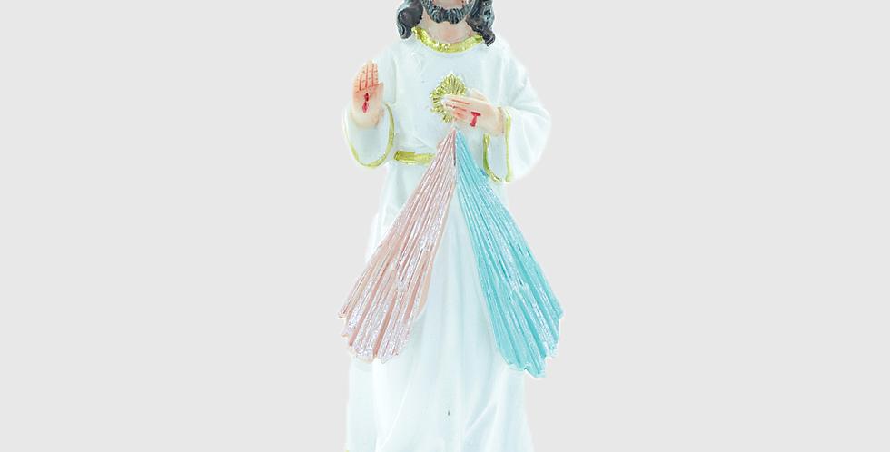 Imagem Jesus Misericordioso - 12cm