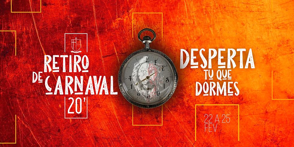 Retiro de Carnaval 2020 I DESPERTA