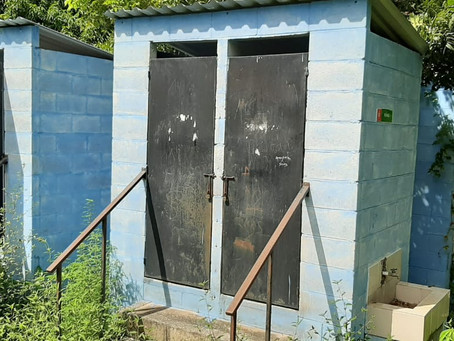 School Improvement Project: Helping a Local Rural School Build Much Needed Bathrooms and more