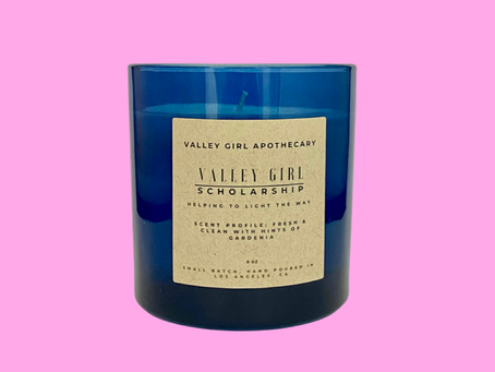 Valley Girl Apothecary Sponsors a Scholarship!