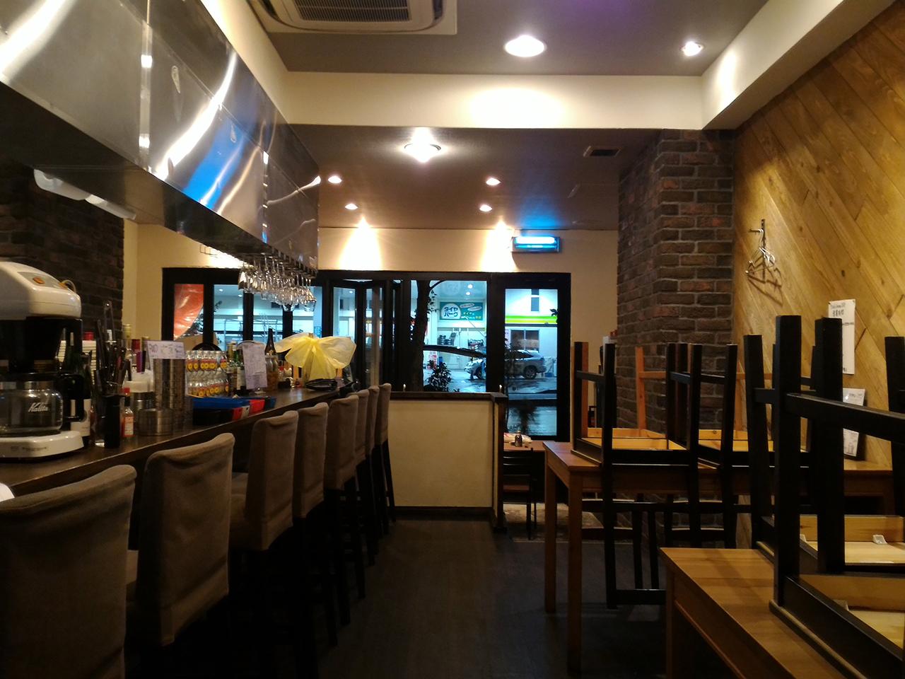飲食店店舗改装工事