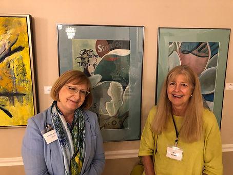 SITA 2021 - Susanne Nielson and Ann Lern