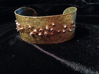 Bracelet-Brass&Tanzanite.JPG