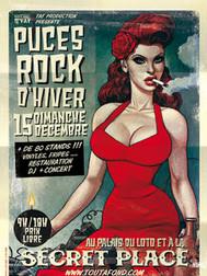PUCES ROCK HIVER