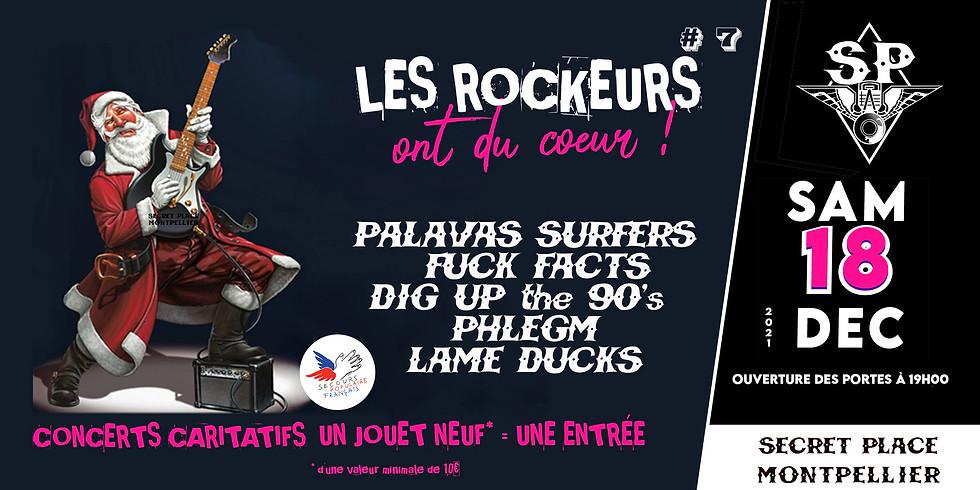 LES ROCKEURS ONT DU COEUR #7