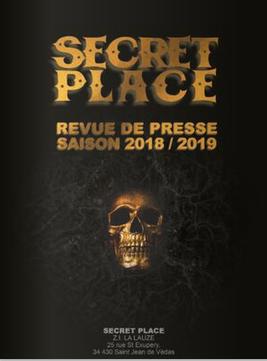 REVUE DE PRESSE 2018-2019